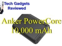 Anker Power Core 10,000 mAh Awesome Power Bank Review