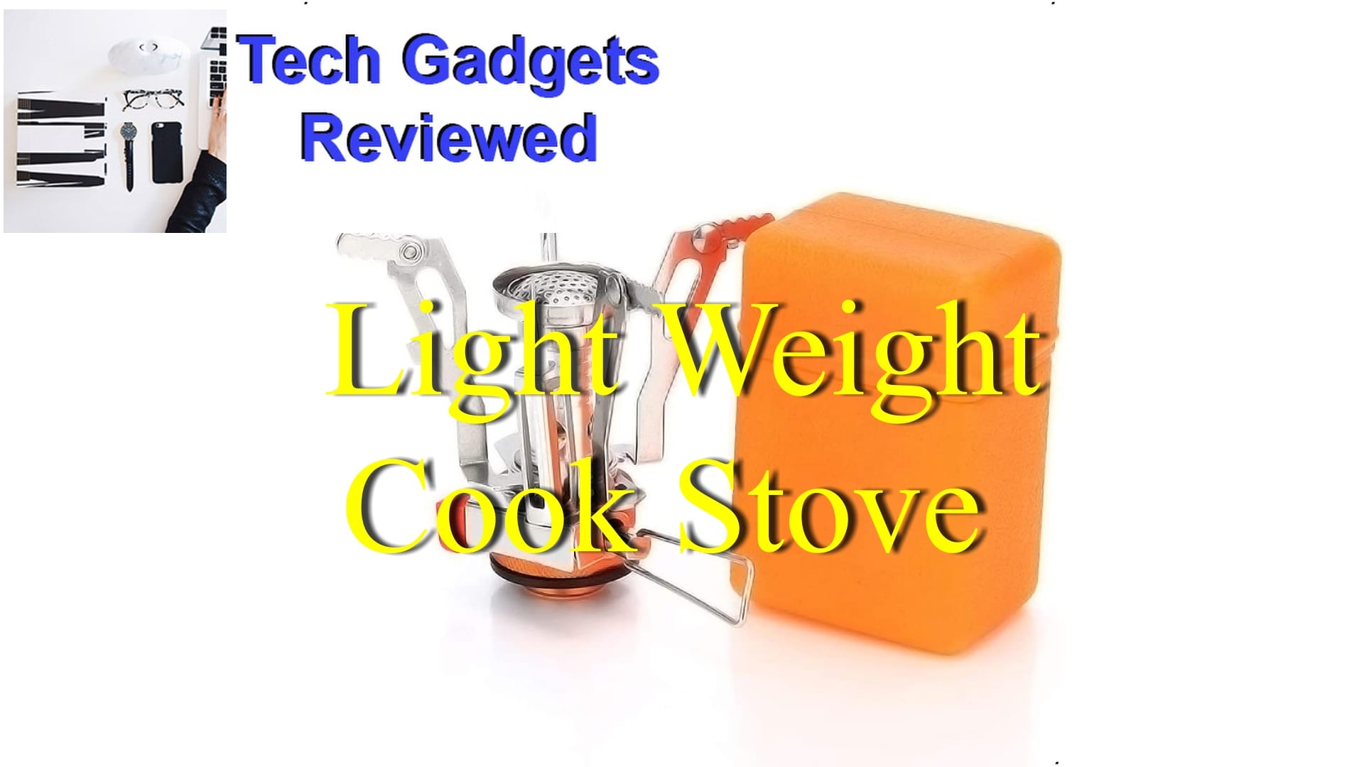 Light Weight Cook Stove