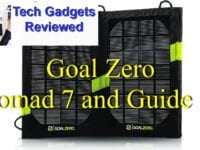 Goal Zero Nomad 7 and Guide 10 Review