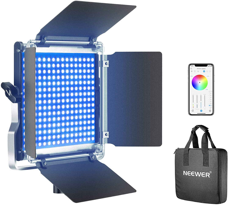 LED Studio Lights 2021 Review